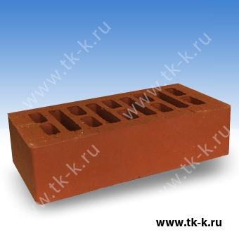Кирпич красный облицовочный (утолщ.стенка) М-150 - Лосинки